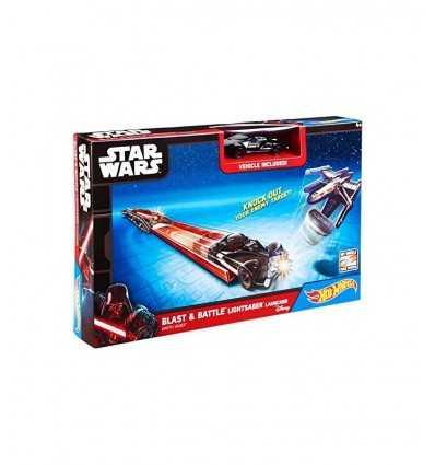 Hot Wheels star wars pista spada laser Darth vader CMM32/CMM34 Mattel-Futurartshop.com