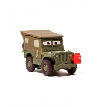 coches personajes a sargento racing team W1938/CMX58 Mattel- Futurartshop.com