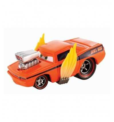 personaggio cars snot rod con fiamme W1938/CMX56 Mattel-Futurartshop.com