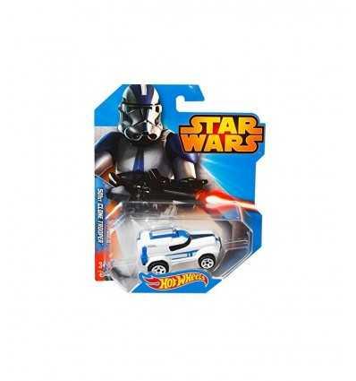 スター ・ ウォーズ 501 クローン ・ トルーパー車ホット ホイール車 CGW35/CGW41 Mattel- Futurartshop.com