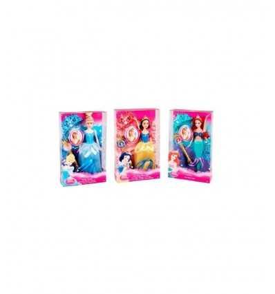 Principesse Disney con accessori MTR9728 Grandi giochi- Futurartshop.com