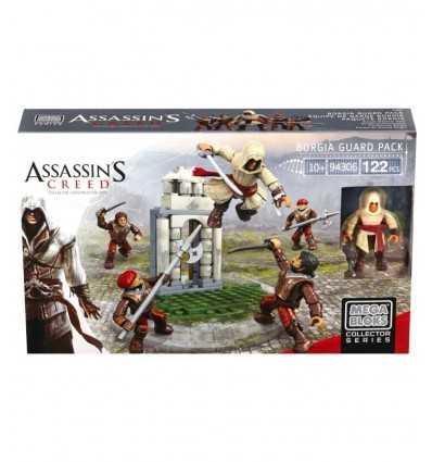 Mega Bloks Assassin's Creed broderskap Borgia bataljon CNC63 94304/9436 Mega Bloks- Futurartshop.com