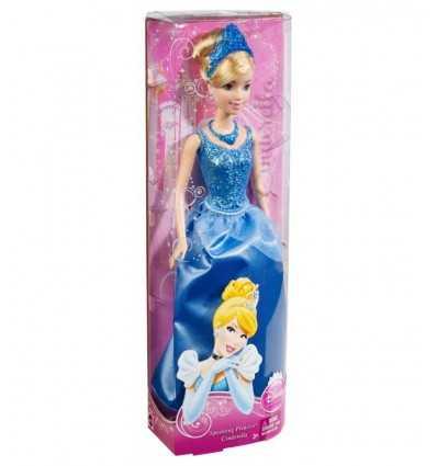 Shimmering Cinderella Princess doll X9333/X9334 Mattel- Futurartshop.com