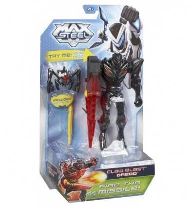 max steel dred artiglio esplosivo Y9507/BHH20 Mattel-Futurartshop.com