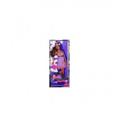 Barbie Fashionistas 100 pose V6936 Grandi giochi- Futurartshop.com