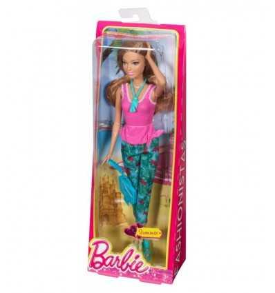 Barbie i przyjaciele lato BHY12/BHY15 Mattel- Futurartshop.com