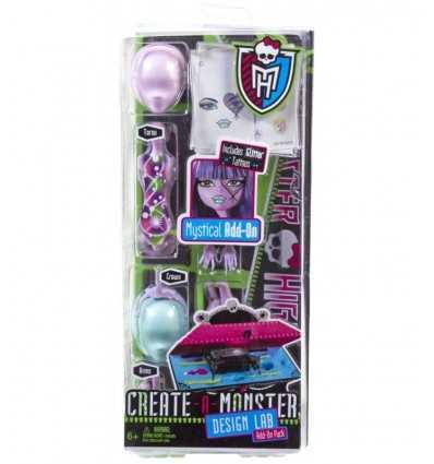 高いモンスターを作成します。 X3728 Mattel- Futurartshop.com