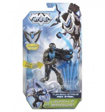 personaje Max acero con turboarco Y9507/BHH17 Mattel- Futurartshop.com