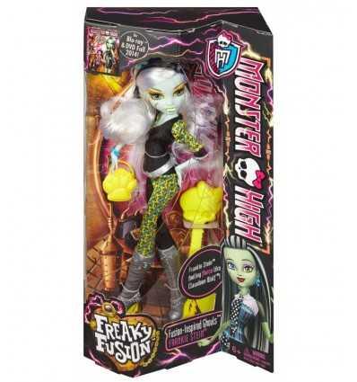 style Exchange doll frankie stein monster in Clawdeen CBP34/CBP35 Mattel- Futurartshop.com