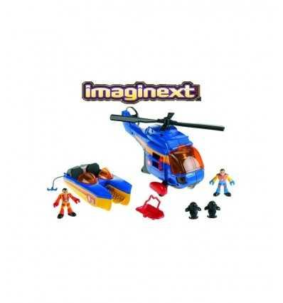 Mattel W1516 Imaginext sky racer veicoli superveloci W1516 Mattel- Futurartshop.com