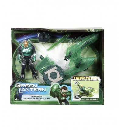 Fahrzeug-Charakter Green Lantern T7831 Mattel- Futurartshop.com