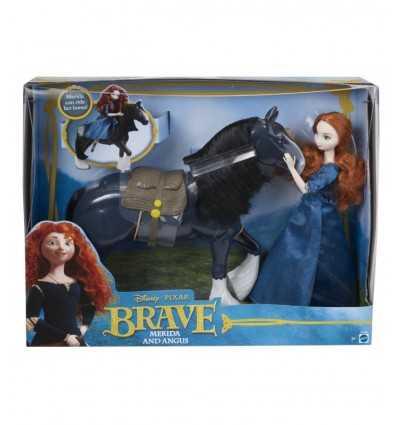 Merida lalka z konia V1815 Mattel- Futurartshop.com