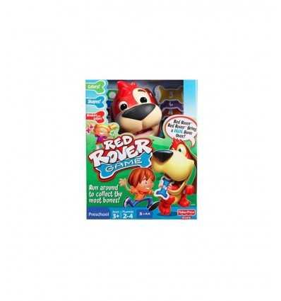 Czerwony Korsarz gry Mattel- Futurartshop.com