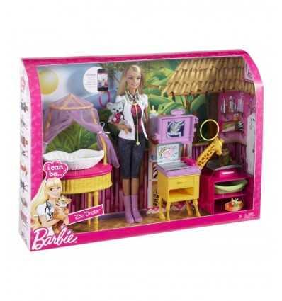 barbie I can be veterinaria zoo W2760 Mattel-Futurartshop.com