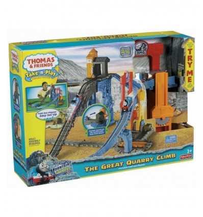 ferrocarril de minas thomas W3226 Mattel- Futurartshop.com