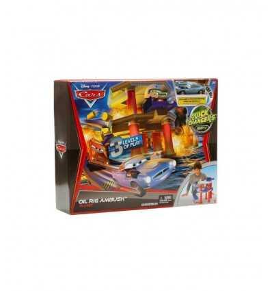 bilar oljeplattform X4050 Mattel- Futurartshop.com