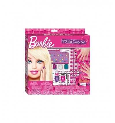 Fashion Angels Barbie set per unghie 22317 Grandi giochi- Futurartshop.com