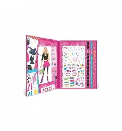 Fashion Angels Barbie stylist sticker 22303 Grandi giochi- Futurartshop.com