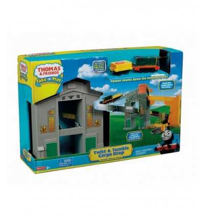 Thomas der Be- und Entladung-station W3532 Mattel- Futurartshop.com
