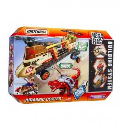 Matchbox 30 in 1 Dino Helicopter Mattel-Futurartshop.com