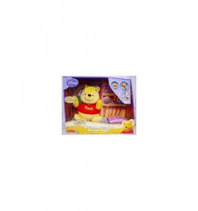 Plysch stenar och lek med Nalle Puh Mattel- Futurartshop.com