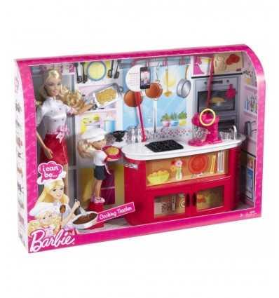 Barbie kann ich Lehrer Kochen W2761 Mattel- Futurartshop.com