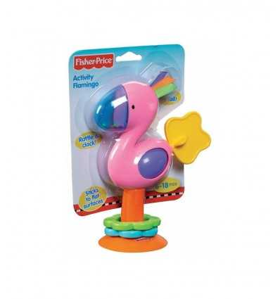 Flamingo with suction cup T7162 Mattel- Futurartshop.com
