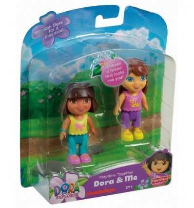 常に私と一緒にドーラ X0481/X0482 Mattel- Futurartshop.com