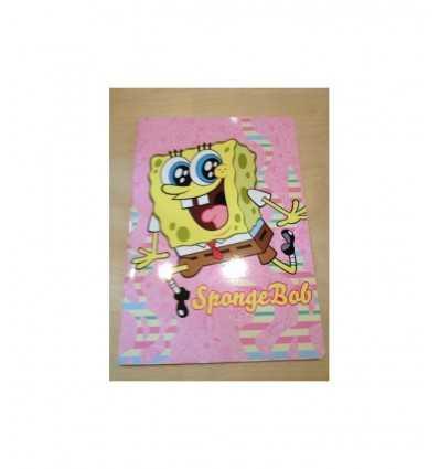 Spongebob rad en pocket-bok 120920 Accademia- Futurartshop.com