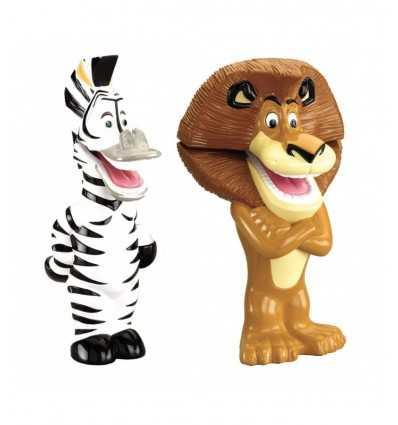 Madagascar Speaking Characters X5427 Mattel- Futurartshop.com