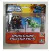 Dinofroz Blister mit 2 Drakemon Zeichen und Triceratops CCP07966/D Giochi Preziosi- Futurartshop.com