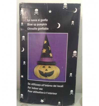 Halloween gonflable citrouille 130 cm CIAO30443 - Futurartshop.com