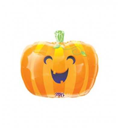 sonriendo el globo calabaza de Halloween 11450 New Bama Party- Futurartshop.com