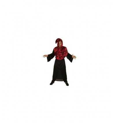 Hombre de demonio traje adulto tamaño XL 90225-XL Como Giochi - Futurartshop.com