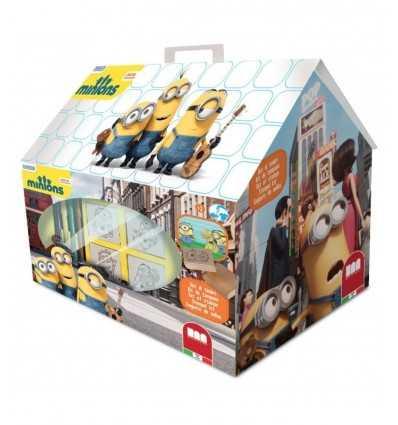 föraktliga mig 2 lite hus stämpling och färgläggning RAV-9896 Crayola- Futurartshop.com