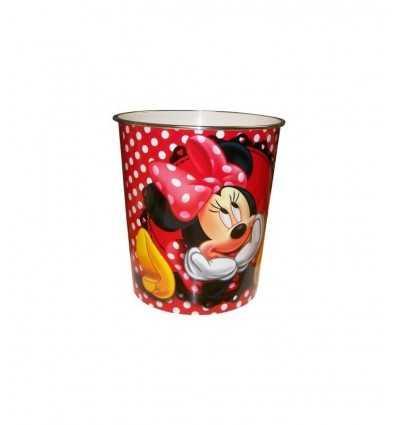 Minnie paper basket DIS-57463 Grandi giochi- Futurartshop.com