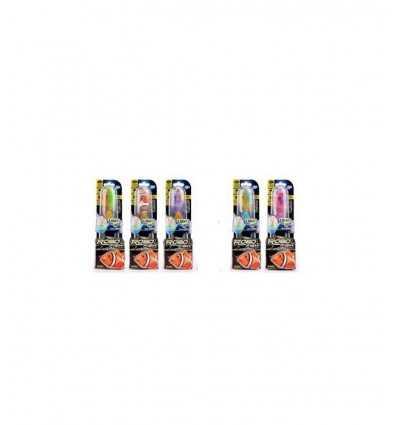 robofish con 6 modelos de luz NCR02291/NCR02292 Gig- Futurartshop.com