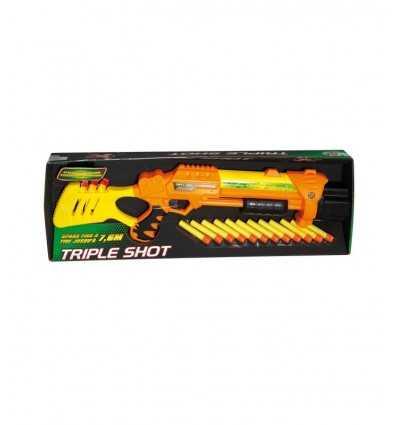 Giochi preziosi fucile dardi soft 60 cm HDG30059 HDG30059 Giochi Preziosi- Futurartshop.com