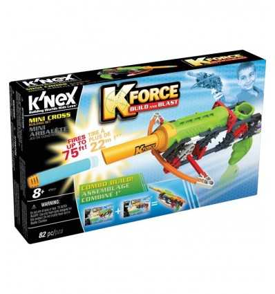 K ' NEX クロスボウ ダーツ ミニクロス HDG47800/47517 K'Nex- Futurartshop.com
