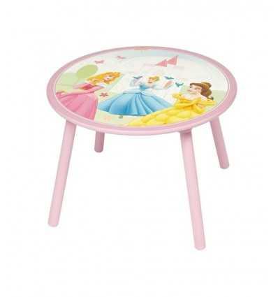 ディズニー プリンセスと丸い木のテーブル 31111 Giochi Preziosi- Futurartshop.com