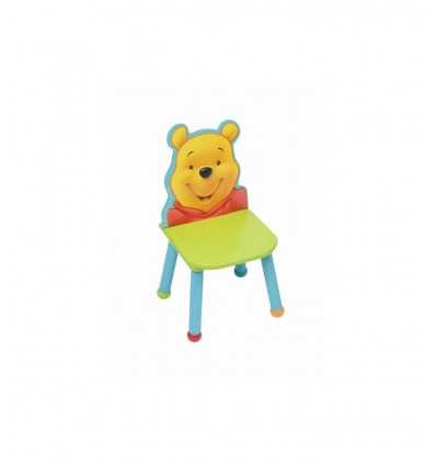En bois chaise winnie l'ourson HDG32020 - Futurartshop.com