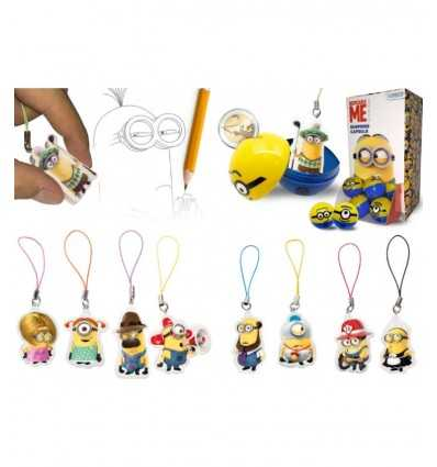 minions tires with neck strap for cell phones 074976 604 - Futurartshop.com