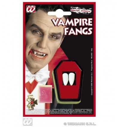 kit denti vampiro 982124 -Futurartshop.com