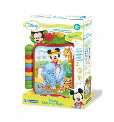 Mickey y el libro de la selva 14824 Clementoni- Futurartshop.com