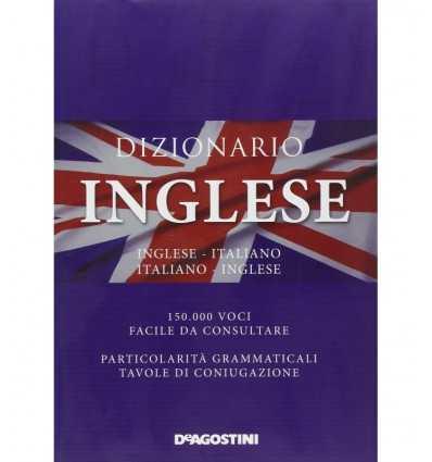 grand dictionnaire anglais 12435/IN - Futurartshop.com