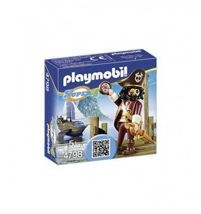 Pirata Barba Squalo 4798 Playmobil-Futurartshop.com