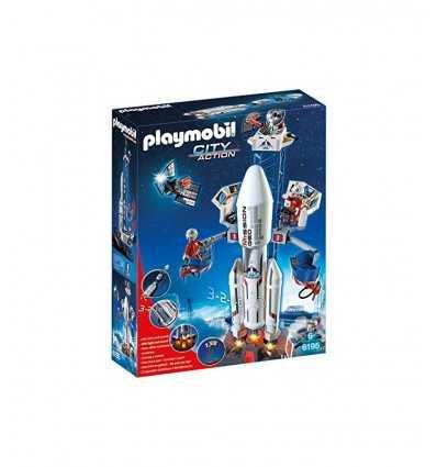 Plataforma de lanzamiento de cohete de Playmobil 6195 Playmobil- Futurartshop.com
