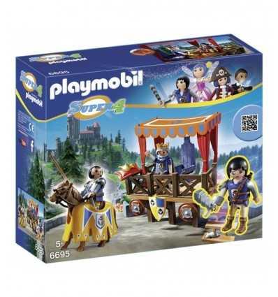 Tribune de Playmobil Royal avec alex 6695 Playmobil- Futurartshop.com