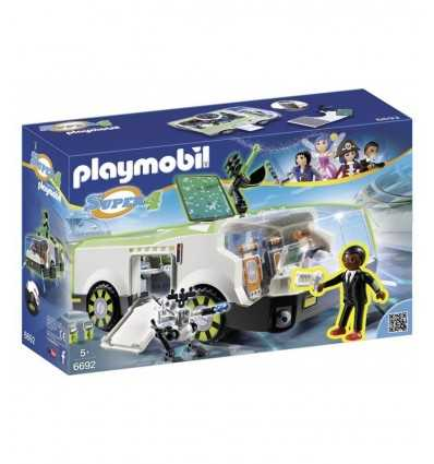 Playmobil the Chameleon gene agent 6692 Playmobil- Futurartshop.com