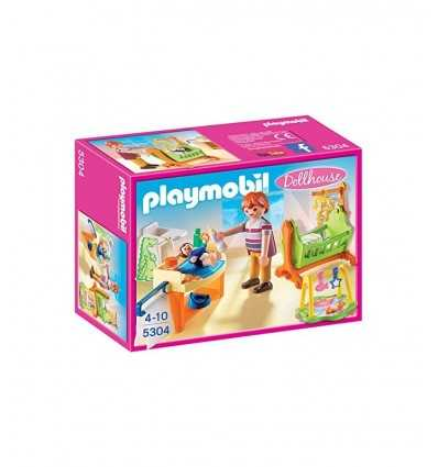 Playmobil-Raum mit Wickeltisch 5304 Playmobil- Futurartshop.com